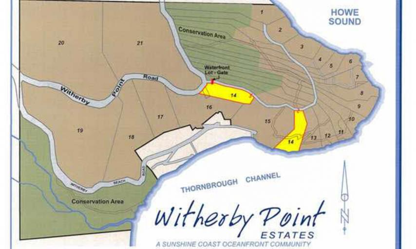 LOT 14 -  Witherby Point Road, Gibsons & Area, Sunshine Coast