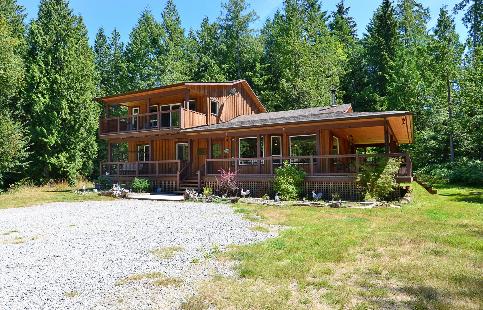 6139 Reeves Road, Sechelt District, Sunshine Coast